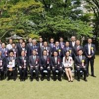 埼玉県コバトン健康マイレージキックオフ宣言式