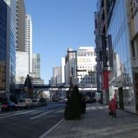 LIXILギャラりーの紙のみぞ知る用と美展を見がてら日本橋散歩