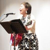 有吉かつこ _2016『Sakado ☆ Music & Culture』~第1回_おんがく@フェスタ~ の風景