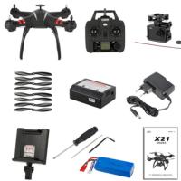 6%off-BAYANGTOYS X21 ブラシレス Wifi FPV 1080pカメラ GPSフォローミーサラウンド機能付き RC クアッドコプター RTF 2.4GHz