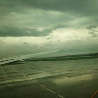 帰京しました。
