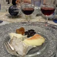 女子飲み ワインとチーズとパンの会