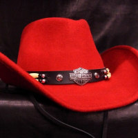 H-D HAT/made in USA