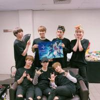 BTS 本日のツイート(2017.4.23)
