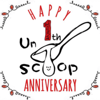 【Un scoop  HAPPY 1th ANNIVERSARY】