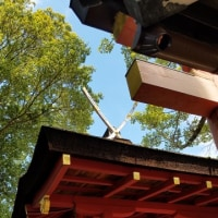 入江泰吉記念奈良市写真美術館周辺を散策して・・(^◇^)
