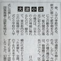 ふつうの人まで「日の丸」に敬礼をはじめたーいよいよ戦前回帰。わが日本人の哀れ(東京新聞)