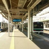 真岡鉄道へ
