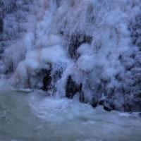ぶらり旅・袋田の滝③再度第一観瀑台から吊り橋方面へ(茨城県久慈郡大子町)