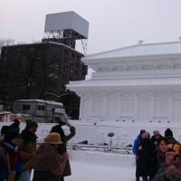 今年も雪まつり~♬