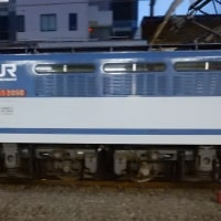 直流電気機関車 EF65-2090【武蔵野線:西国分寺駅】 2016.OCT(3)撮り鉄 車両鉄