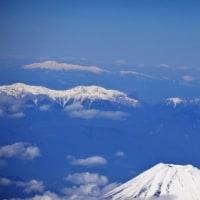 南アルプス〜更に北まで 空撮シリーズVol170