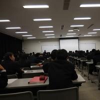 三刀屋高校1年「地域産業研究」発表会