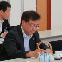 平成29年熱海市議会6月定例会に向けた第1回目の議会運営委員会。