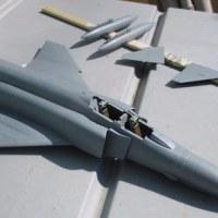 F-4製作中(4)完