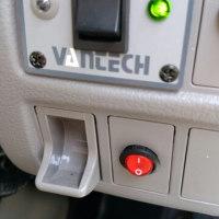 20170320 オートライト取付工事中
