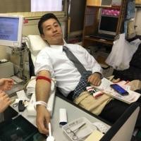 愛の献血活動