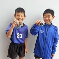 4年 トレーニングマッチ 対高原JFC、ガンバ堺戦