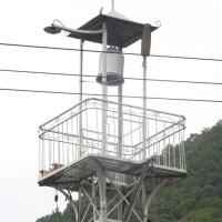 上田市上塩尻の火の見櫓