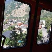 スイス日記 その7(最終回) そして おフランスへ・・・(Chamonix)