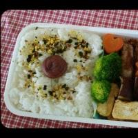 今日のお弁当&胃腸炎?