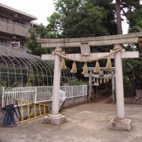 世田谷区「太陽稲荷神社」