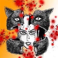 斬ったのはコレだった! 新選組マンガ『黒猫~沖田総司~』19コマめどぇ~す