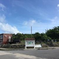 黒島の港周り。