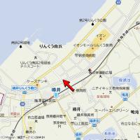 大阪府下で移動運用を・・・・・