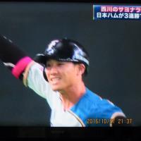まさか?日ハム西川サヨナラ満塁ホームラン
