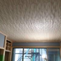室内を飾る本質のデザイン・設計で生まれる価値をカタチとそれとは異なる印象の感じ方で設計を昇華の途中・・・・・陰影と格子と空間美。