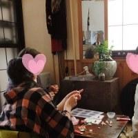 桜つまみのワークショップ、ご参加ありがとうございました