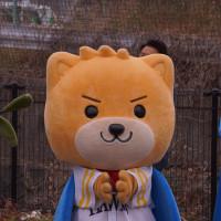 筑後七国観光フェスタ 筑後市のマスコットキャラクター・はね丸 2017・3・18