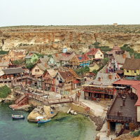 マルタ島の旅 【Ⅵ】アミューズメントパーク「ポパイ村」と中世の古都イムディーナ