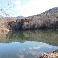 築水池 自然観察会 へ