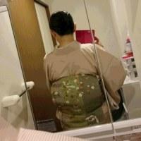 【覚書】ゴールデンウイーク中に着た着物