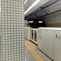 01/22 豊洲駅ホーム