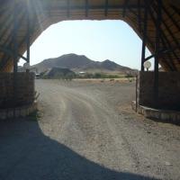 「東南アフリカ」編 ナミビア共和国 ナミブ砂漠1