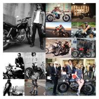 ファッション先行型のオートバイ。(番外編vol.1111)