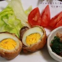 簡単肉巻き卵