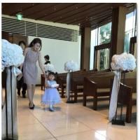 姉の結婚式