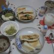 厚切りトーストのエビカツサンド!落ち込んだ朝の食事(;;)