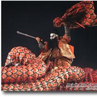 都治神楽社中「八岐大蛇」③