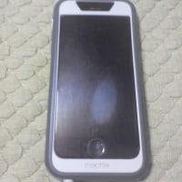 iPhone 6のバッテリーケースもらって来た