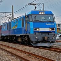 平成29年5月24日 旧客返却&線路運搬