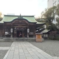 〜坐摩神社ー火防陶器神社〜 お天気ロケ