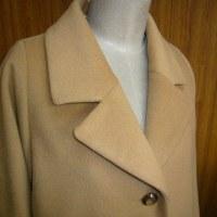 カシミアのコート