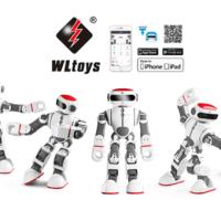 5%off-WLtoys F8 BEL Dobi ヒューマノイド インテリジェント RC ロボット在庫あり