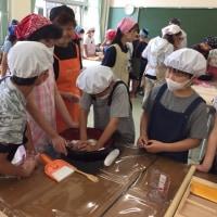 5年生宿泊体験学習  3日目の活動