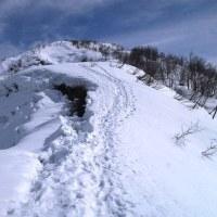 雪崩の季節